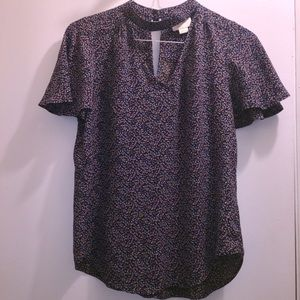 MAEVE Blouse Top Size Small